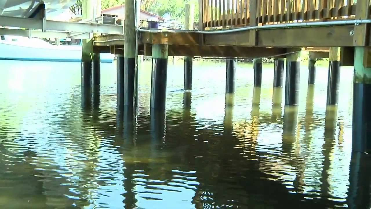 Wonderful Pier Piling #10: Dock Piling Repair Protection Restoration - How To And Materials Needed By  DockPilingRepair.com - YouTube
