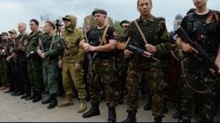 """В Донецке война началась с разборок между войсками """"Беса"""