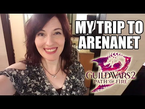 My Trip to ArenaNet!