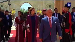 جلالة الملك يرعى الاحتفال الوطني بمناسبة العيد الثاني والسبعين للاستقلال
