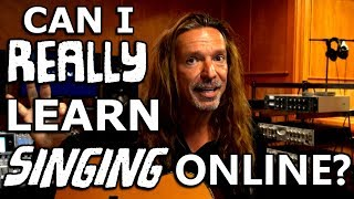 Can I REALLY Learn From An ONLINE Singing Program? Ken Tamplin Vocal Academy