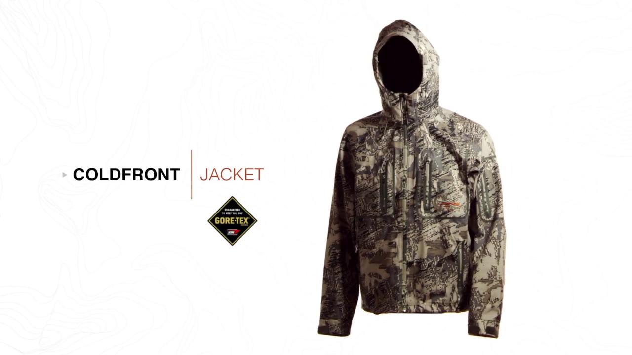 badba9319cc Coldfront Jacket. SITKA Gear