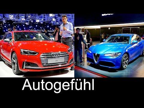 Paris Motor Show HIGHLIGHT REPORT Mondial de lAutomobile 2016 Autosalon