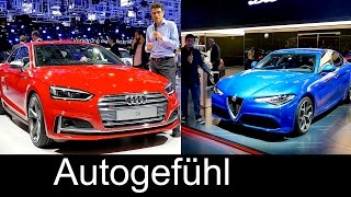 Paris Motor Show HIGHLIGHT REPORT Mondial de l'Automobile 2016 Autosalon