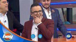 ¡Mauricio Mancera saca de sus casillas a Raúl Araiza! | Canta la palabra | Hoy