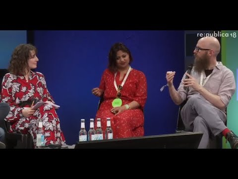 re:publica 2018 – SolarPunk and going Post-Post-Apocalyptic