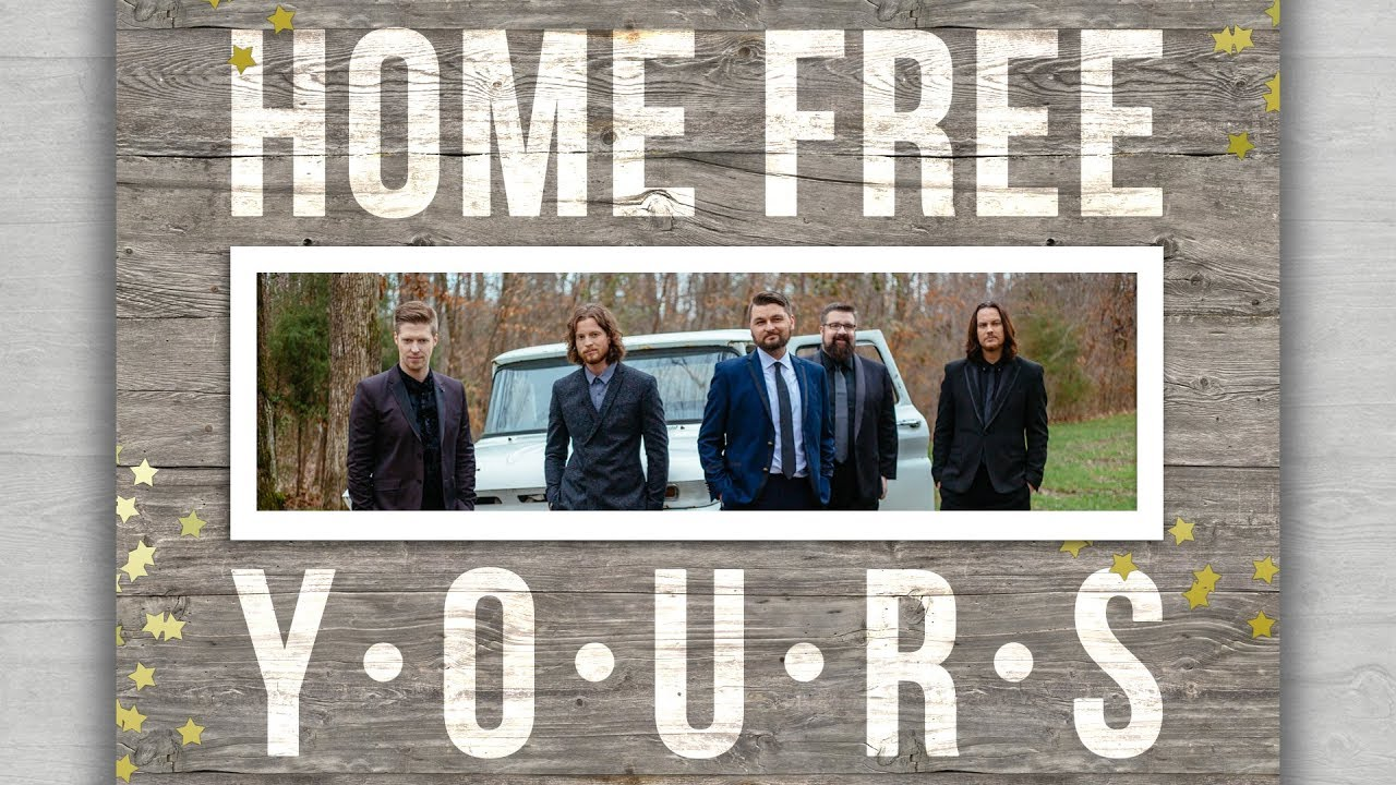 russell dickerson yours home free cover youtube