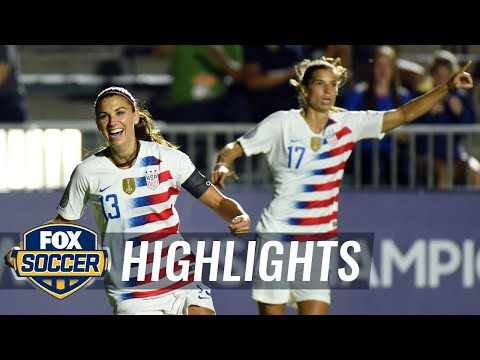 90 in 90: Trinidad and Tobago vs. United States  2018 CONCACAF Women's Championship