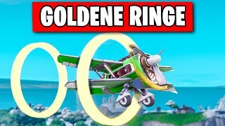 FREE Christmas Item ⭕ Airplane Golden Rings | Fortnite 14 Days Day 5 Gifts German