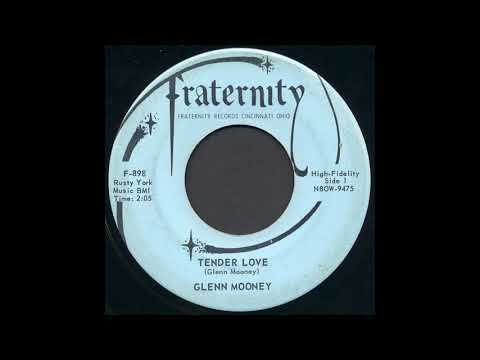 Glenn Mooney - Go Steady With Me