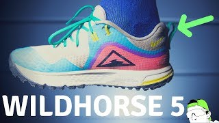 Nike Wildhorse 5 trail running shoe Full Review after 50 miles