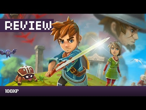 Review: Oceanhorn: Monster of Uncharted Seas [Nintendo Switch]