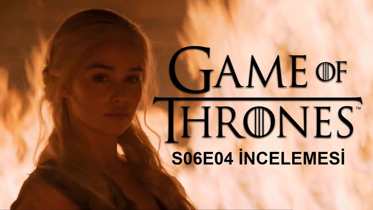 Game Of Thrones 6 Sezon 4 Bölüm Incelemesi Bak Noldu şimdi 5