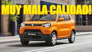 5 AUTOS de MALA CALIDAD!