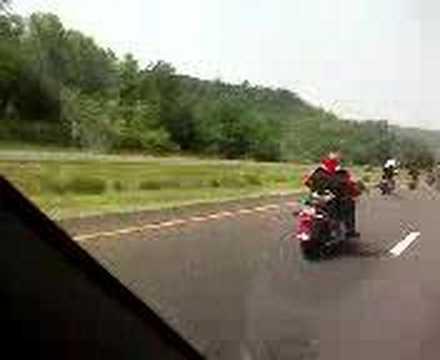 Hells Angels Motorcycle Gang In Missouri