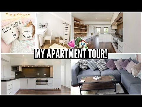 MY LONDON APARTMENT TOUR!