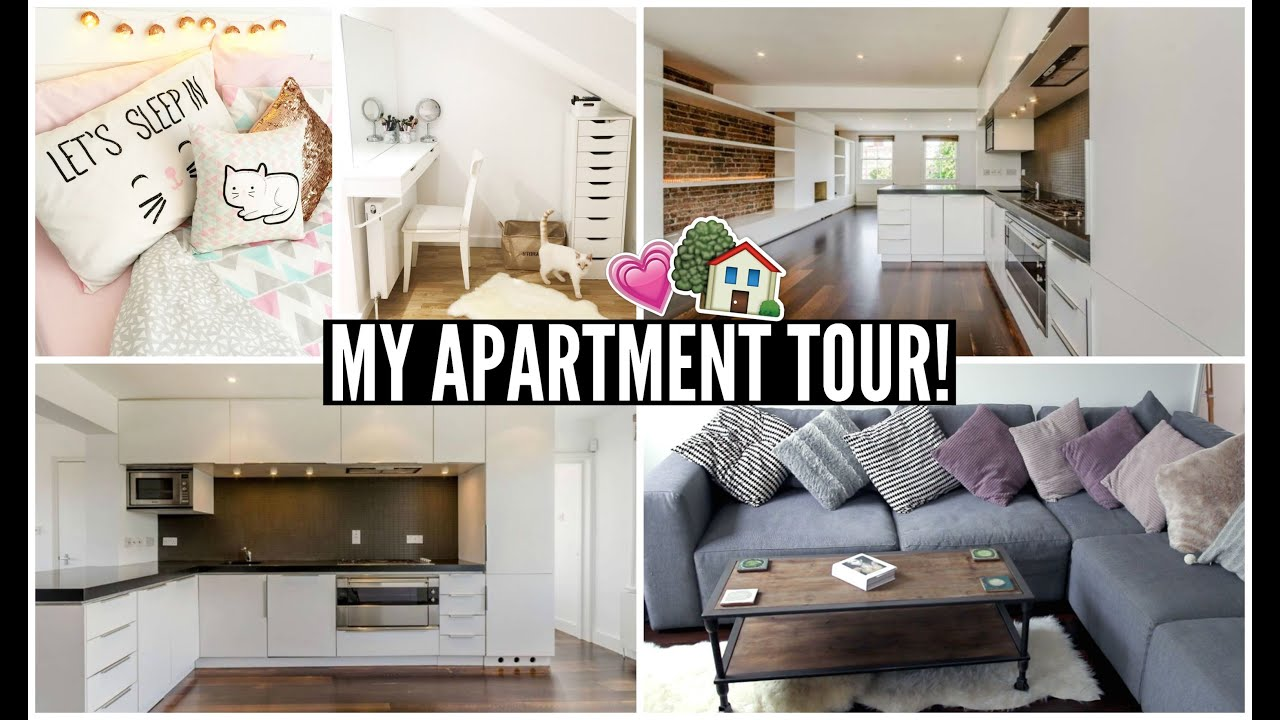 My London Apartment Tour Youtube