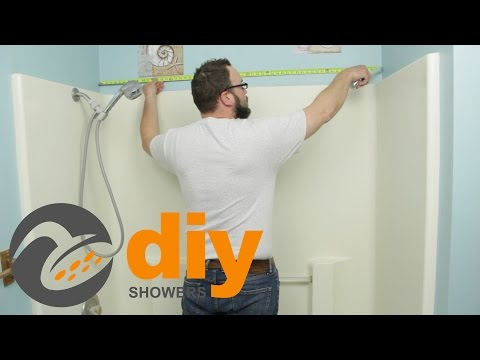 Tub to Shower Remodel: How to Measure for Your Onyx Shower Kit