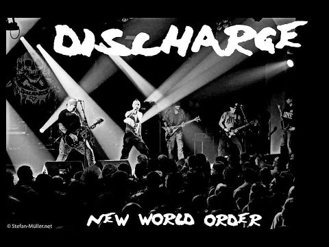 DISCHARGE's JJ on 'End Of Days', Songwriting, Legacy & Punk Rock History (2016)
