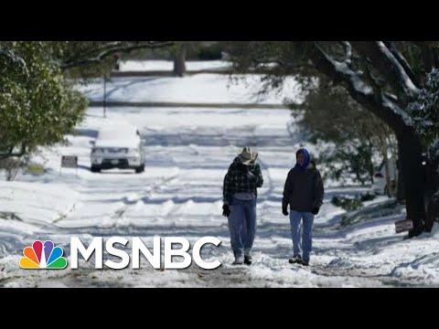 Texas' Energy Grid Gets Fresh Scrutiny Following Major Storm | Morning Joe | MSNBC