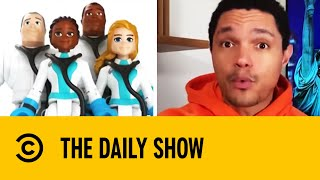 Trevor Noah Covers The Support For Key Workers | The Daily Show With Trevor Noah