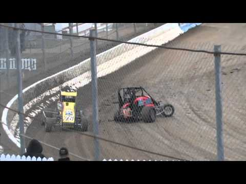 Crash of the Week David Kerr (99c Midget)