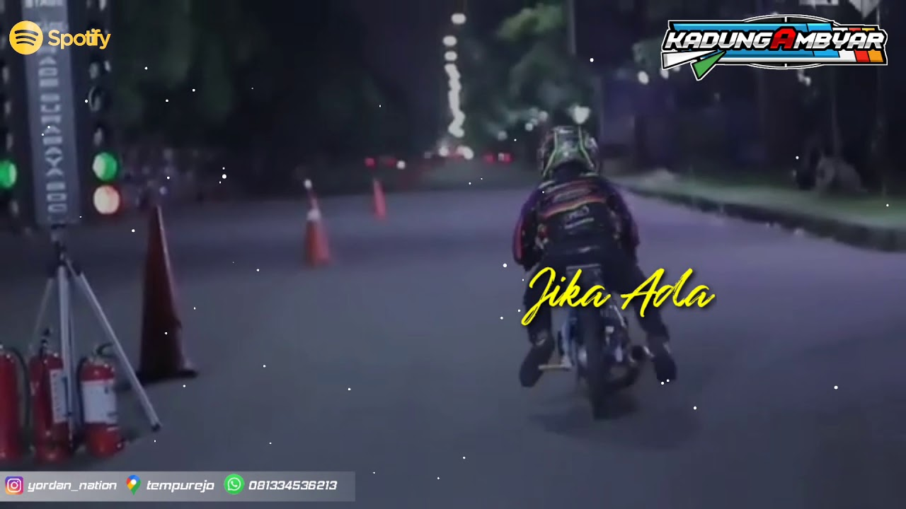 Story Wa 30detik Versi Anak Drag Race Official Kadung Ambyar Youtube
