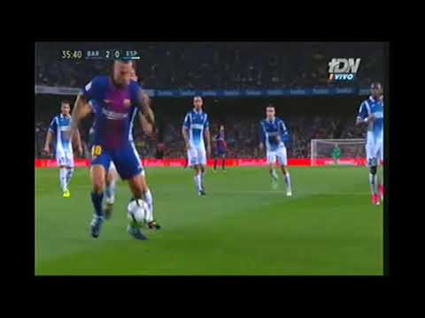 Jornada 3 FC Barcelona Vs Espanyol 9 Septiembre 2017