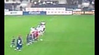 Rosenborg og Stabæk spillerne kommer på bana