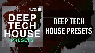 Sample Tools by Cr2 - Deep Tech House Presets (Sample Pack)