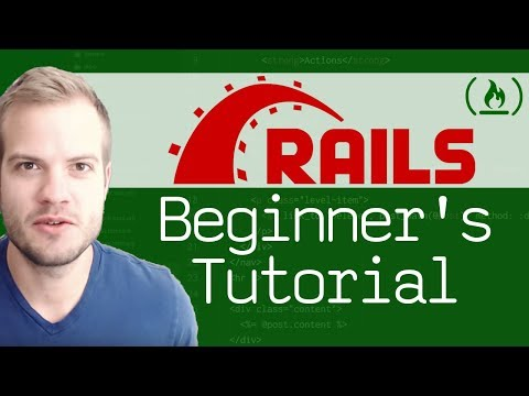 Build your first Rails app