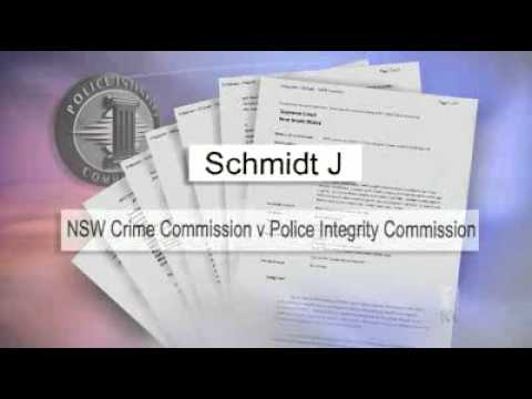 Police commission battle heats up
