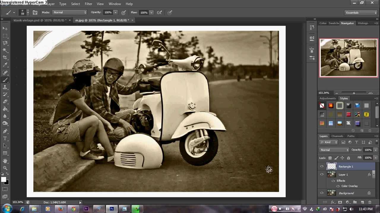 Buat Teks Efek Kertas Melipat Di Photoshop - Tutorial ...