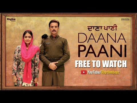 Daana Paani Full Movie (HD) | Jimmy Sheirgill | Simi Chahal