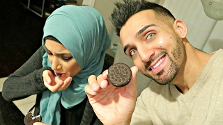TOOTHPASTE in OREO COOKIE PRANK!