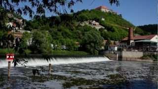 Mit Kanu, Kayak, Faltboot, Floß, Motorboot zwischen Freyburg (Unstrut) und Blütengrund (Saale)