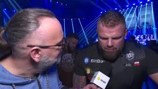 Karol Bedorf: przykro mi się na to patrzyło, bo Tomek jest moim kolegą | OnetNews