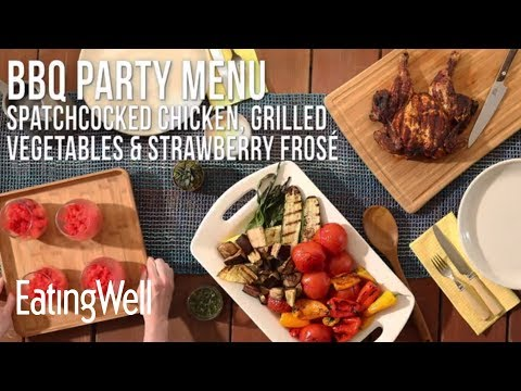 BBQ Party Menu   EatingWell