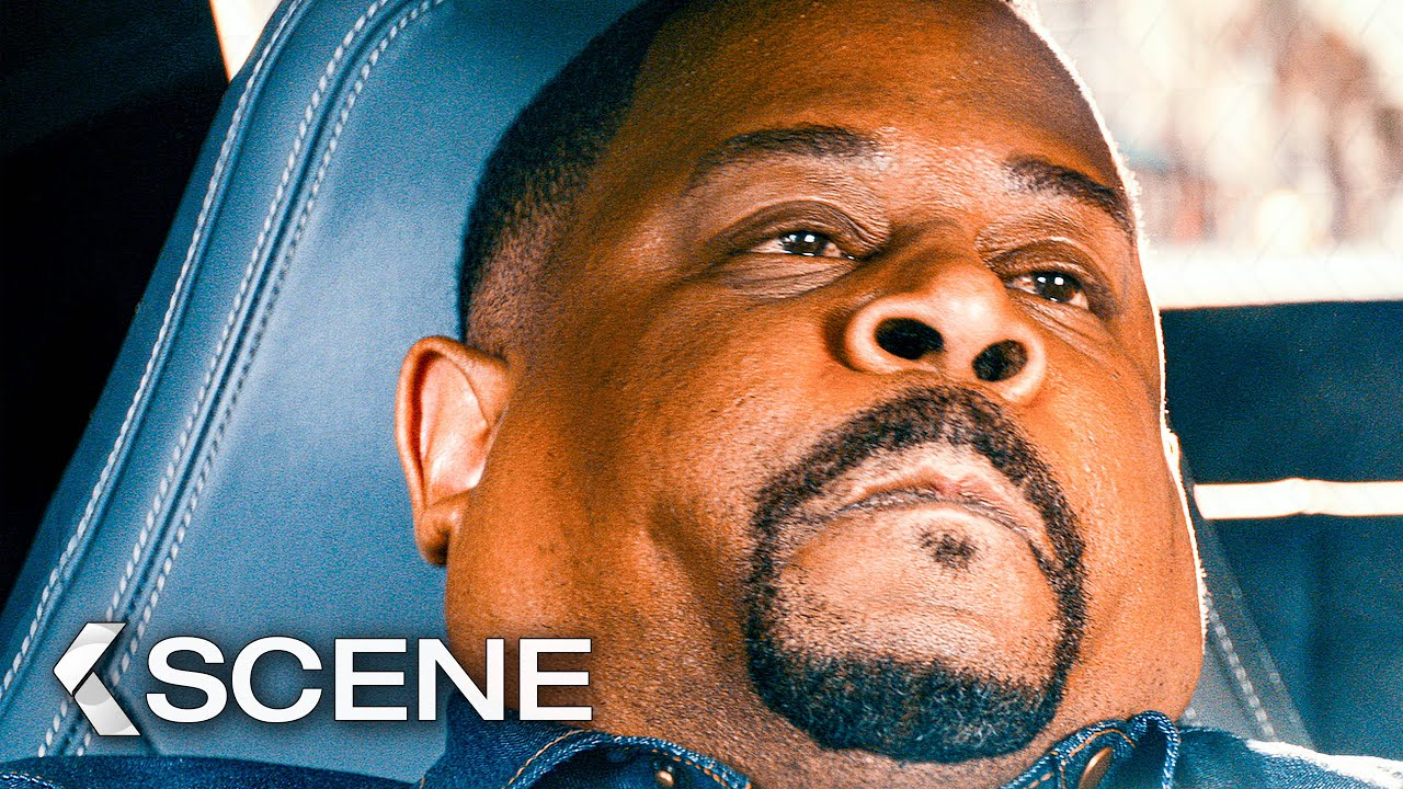 Don't Puke In The Porsche! Scene - BAD BOYS 3: For Life (2020)
