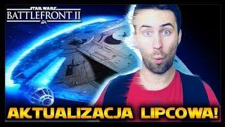 NOWY TRYB MYŚLIWCE BOHATERÓW! ☄️ AKTUALIZACJA LIPCOWA STAR WARS BATTLEFRONT 2 PL