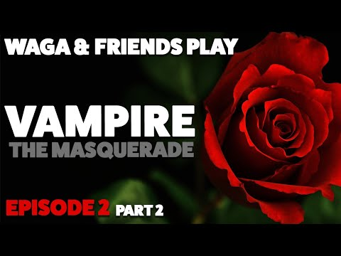 Silence of Shadows | Into the Labyrinth | Vampire the Masquerade 5th Edition Episode 30 from YouTube · Duration:  4 hours 11 minutes 11 seconds