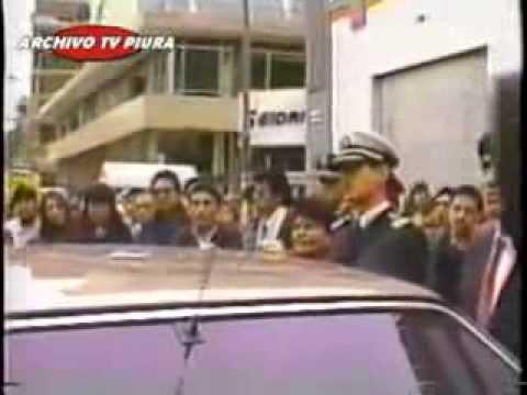 Alberto Fujimori el Ex Presidente  La historia que cambio el Perú