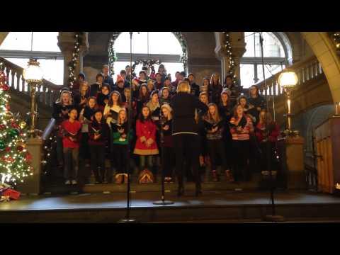 Mellon Middle School 8th Grade Choir