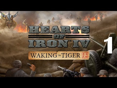 Preview Hearts of Iron IV | Waking the Tiger | Nationalist China | 1