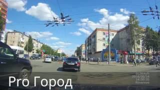 ДТП на улице Красноармейской в Йошкар-Оле