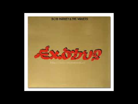 Bob Marley & The Wailers - Exodus (full album)