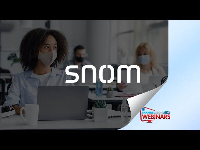 Q&A with Snom: Exploring the DECT Opportunity