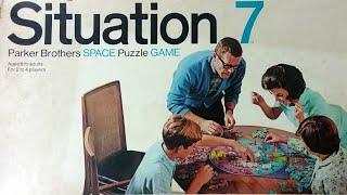 Ep. 196: Situation 7 Board Game Review (Parker Brothers 1969)