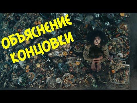 ПЛАТФОРМА (2019): объяснение концовки