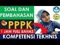 - Pembahasan soal PPPK 2021 Lengkap  BAHAS TUNTAS SOAL P3K Guru Honorer Sesuai Kisi-kisi terbaru